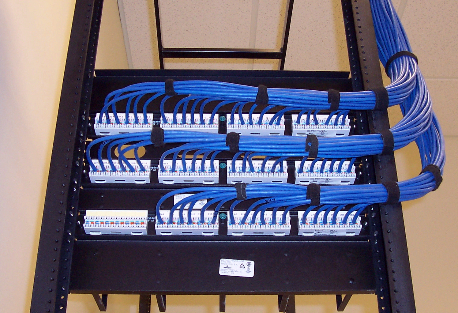 Dml Security Service Structured Wiring Panel Prev